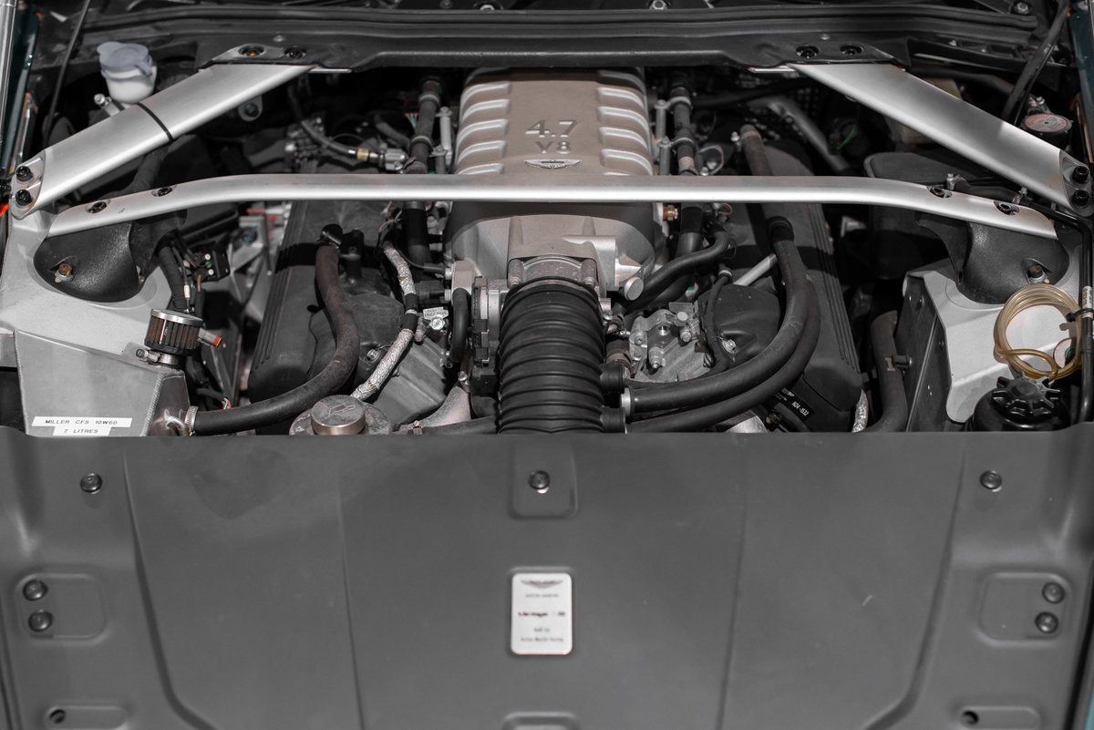 2008 Aston Martin V8 Vantage GT4 For Sale (picture 5 of 6)