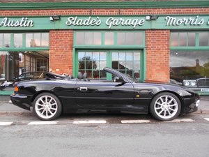 Picture of 2000 Aston Martin DB7 Volante Automatic V12  For Sale