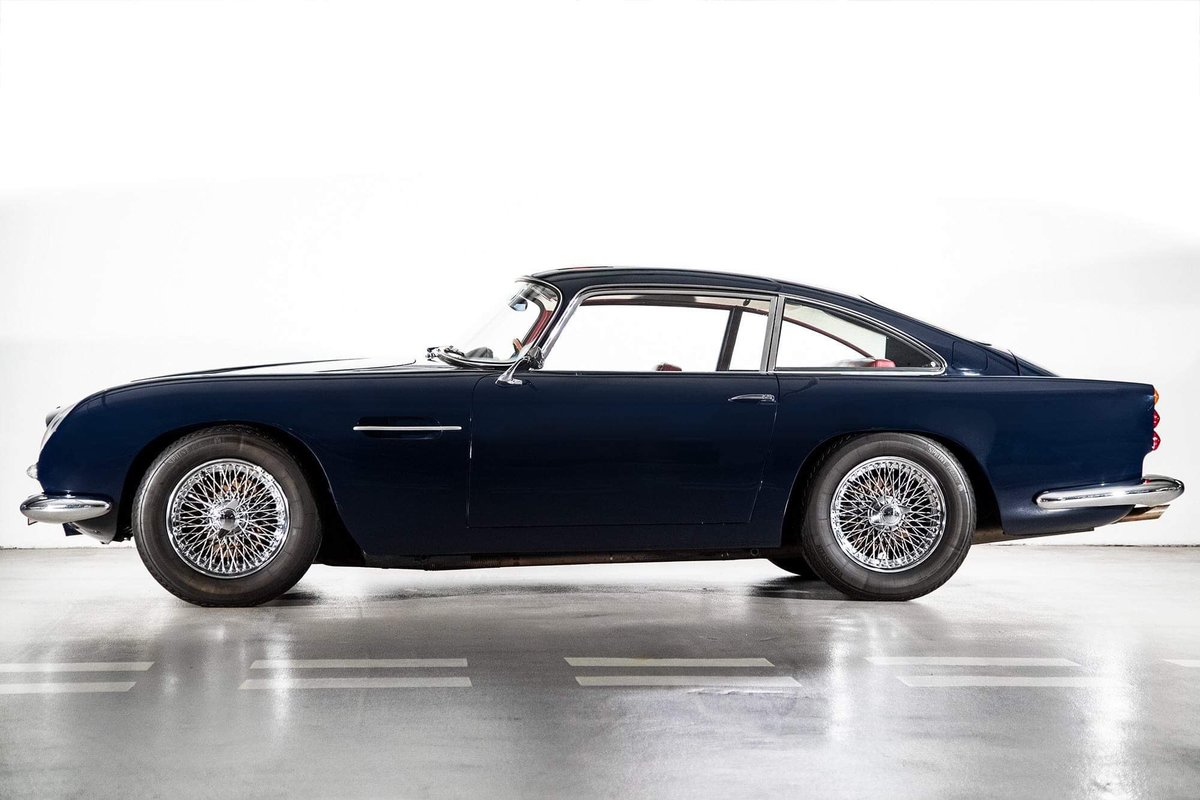 1962 Aston Martin DB4 Vantage SS Series 5 For Sale (picture 3 of 20)