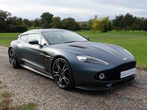 Picture of 2019 Aston Martin Vanquish Zagato V12 Shooting Brake Auto