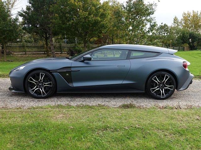 2019 Aston Martin Vanquish Zagato V12 Shooting Brake Auto For Sale (picture 3 of 6)