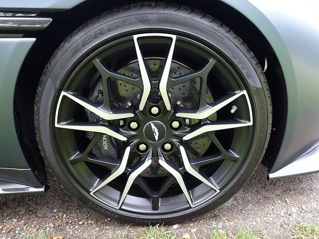 2019 Aston Martin Vanquish Zagato V12 Shooting Brake Auto For Sale (picture 6 of 6)