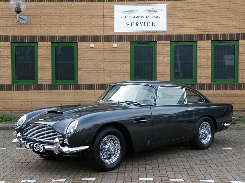 1964 The best DB5 on the market. For Sale (picture 1 of 6)
