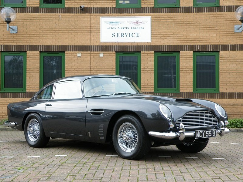 1964 The best DB5 on the market. For Sale (picture 2 of 6)