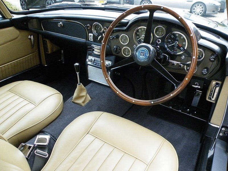 1964 The best DB5 on the market. For Sale (picture 4 of 6)