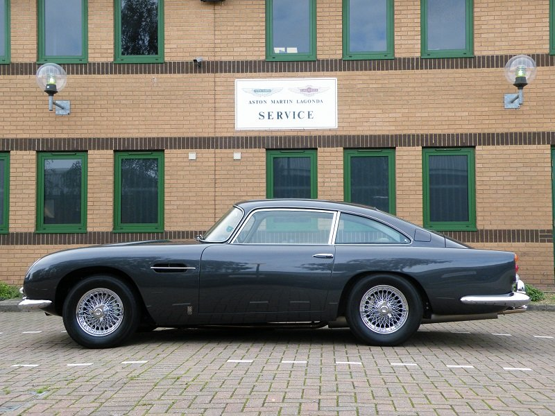 1964 The best DB5 on the market. For Sale (picture 6 of 6)