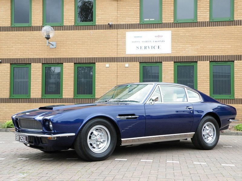 1972 Left Hand Drive. DBS V8 Injection For Sale (picture 1 of 6)