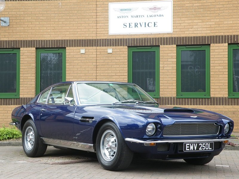 1972 Left Hand Drive. DBS V8 Injection For Sale (picture 2 of 6)