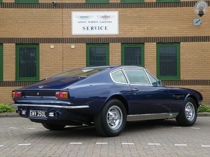 1972 Left Hand Drive. DBS V8 Injection For Sale (picture 3 of 6)