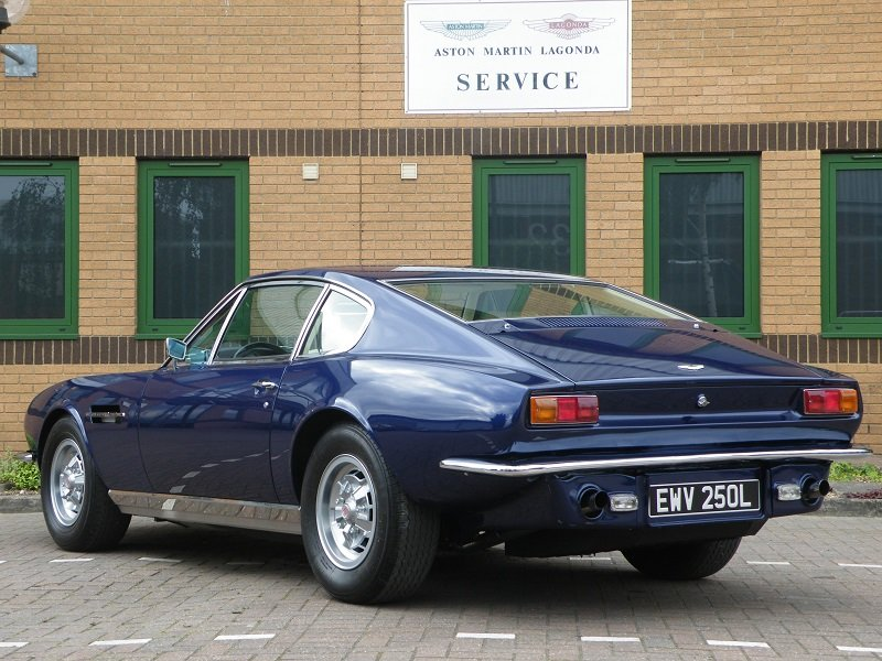 1972 Left Hand Drive. DBS V8 Injection For Sale (picture 4 of 6)