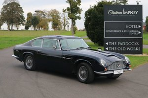 Picture of Aston Martin DB6 MK2 1970 Automatic