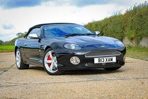 Picture of 2004 Aston Martin DB7 Vantage Volante V12 For Sale