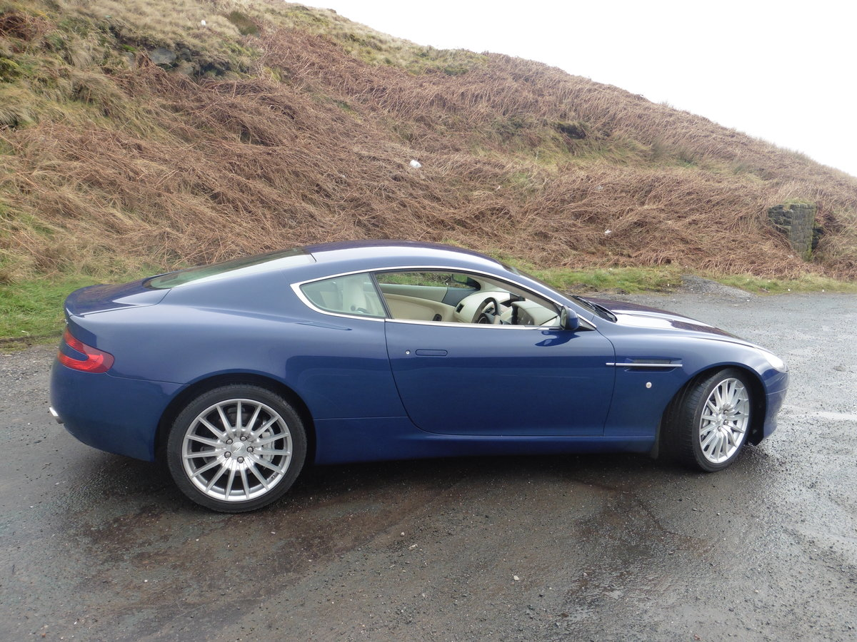 2007 Lovely DB9 great colour combination For Sale (picture 1 of 6)