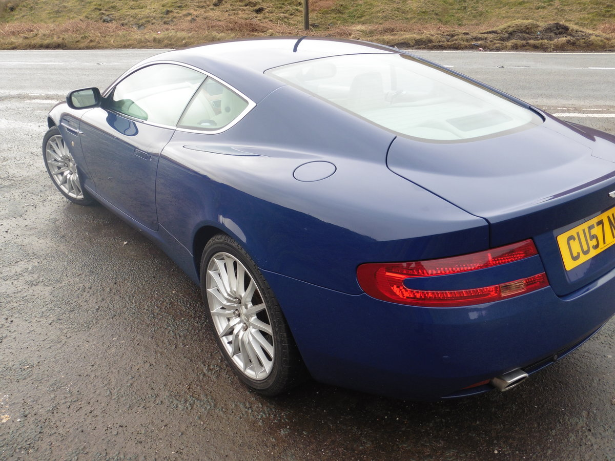 2007 Lovely DB9 great colour combination For Sale (picture 2 of 6)