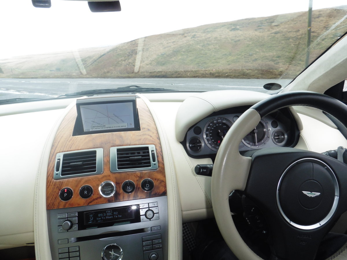 2007 Lovely DB9 great colour combination For Sale (picture 4 of 6)