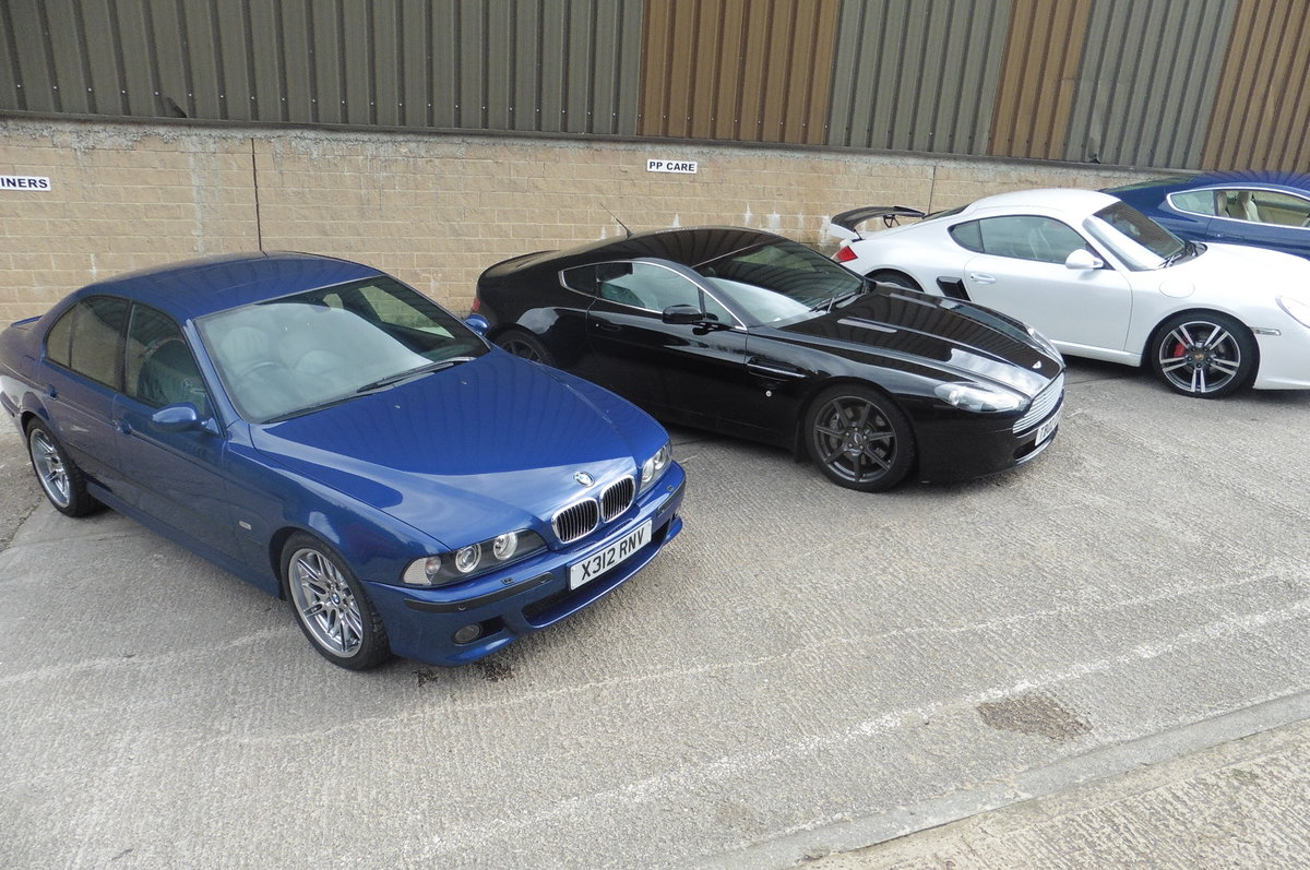 2006 Vantage Great Value modern classic For Sale (picture 3 of 6)
