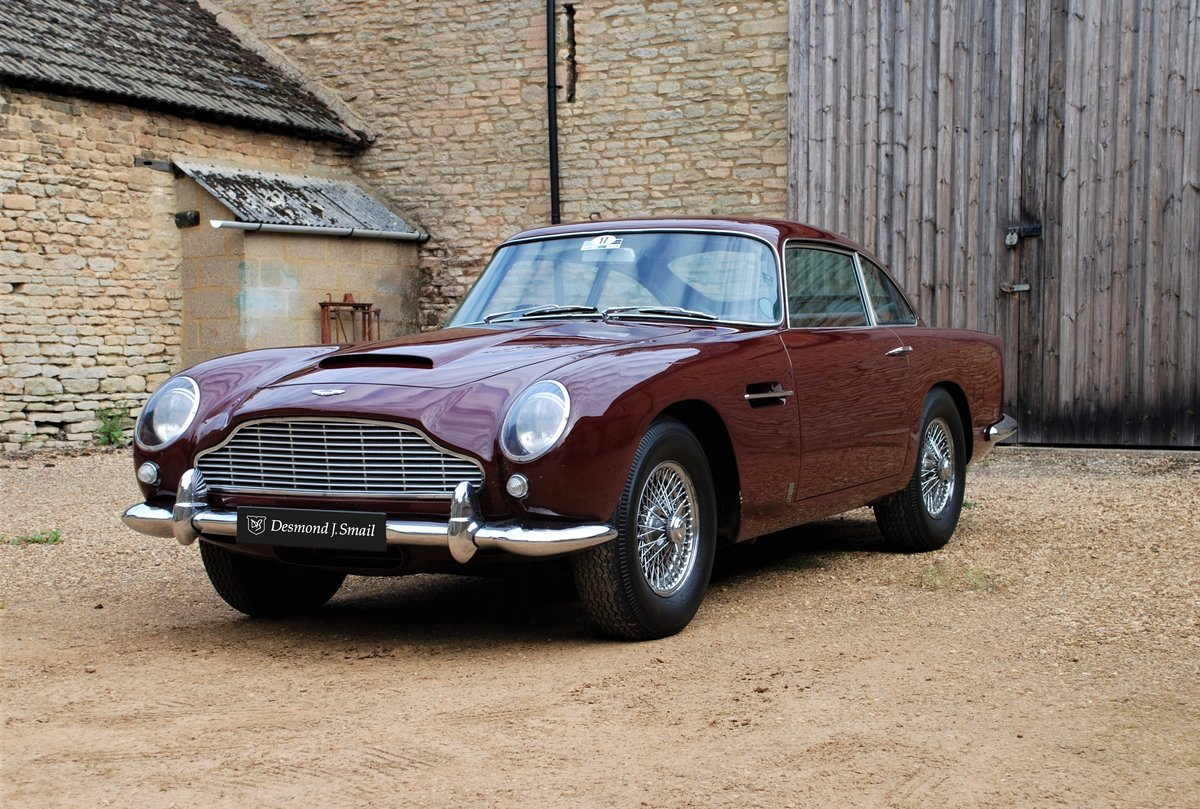 1964 Very original Aston Martin DB5 For Sale (picture 1 of 6)