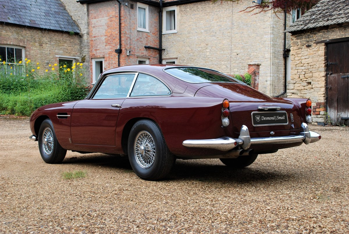 1964 Very original Aston Martin DB5 For Sale (picture 2 of 6)