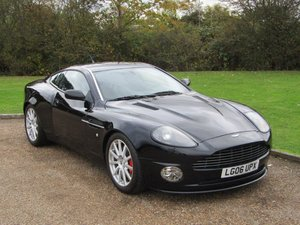 Picture of 2006 Aston Martin Vanquish S (LHD) at ACA 7th November