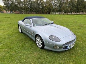 Aston Martin DB7 Vantage Volante Convertible Auto