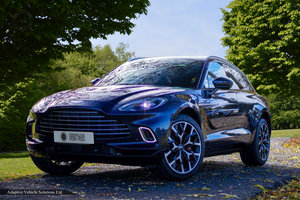 Picture of 2020 Physical Car - Aston Martin DBX inc Pan Roof + 22in Wheels