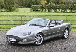 Picture of 2000 Aston Martin DB7 Vantage Volante