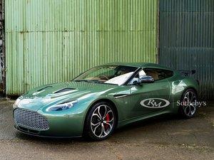 2012 Aston Martin V12 Zagato Prototype