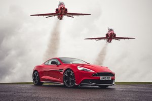 Picture of 2017 ASTON MARTIN VANQUISH S - RED ARROWS