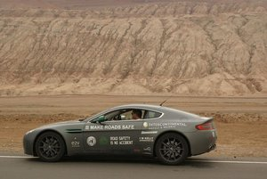 2005 Aston Martin V8 Vantage - Famous & Subject of a Book