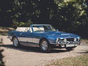Picture of 1980 Aston Martin V8 Volante  For Sale by Auction
