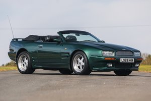 Picture of 1994 ASTON MARTIN VIRAGE WIDEBODY VOLANTE (6.3-LITRE) No Reserve For Sale by Auction