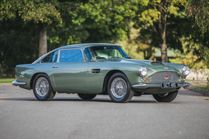 Picture of 1960 Aston Martin DB4 Series II Coupe