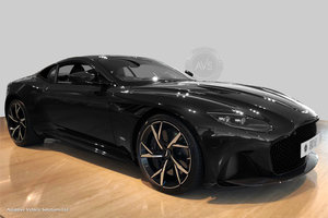 Massive Saving - Aston Martin DBS Superleggera - Physical