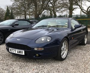 DB7 3.2 i6 Auto 48,600 Miles One Previous Owner