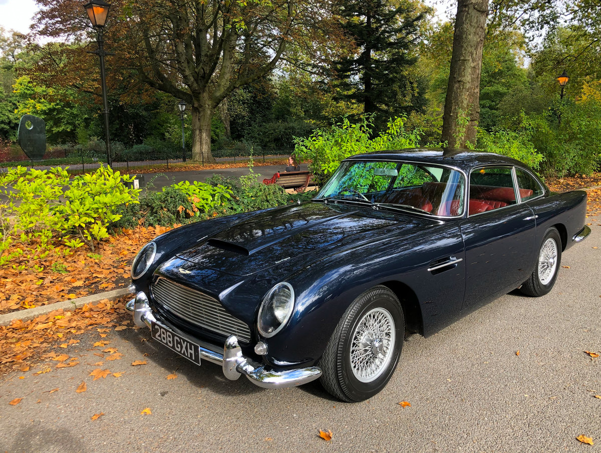 1963 Aston Martin DB5 - 1 owner from new For Sale (picture 1 of 24)