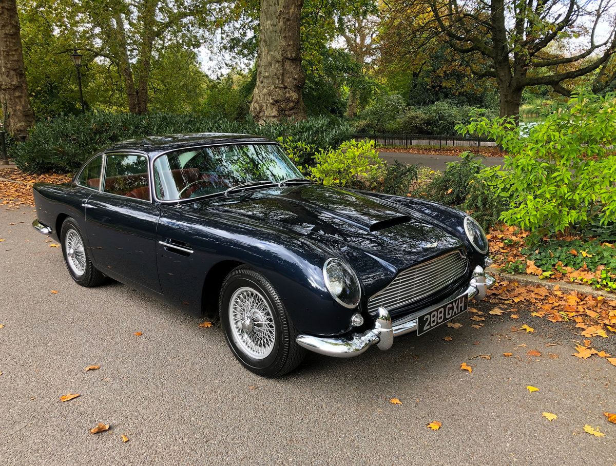 1963 Aston Martin DB5 - 1 owner from new For Sale (picture 2 of 24)