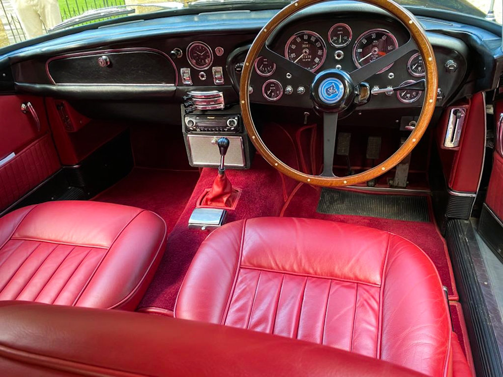 1963 Aston Martin DB5 - 1 owner from new For Sale (picture 3 of 24)