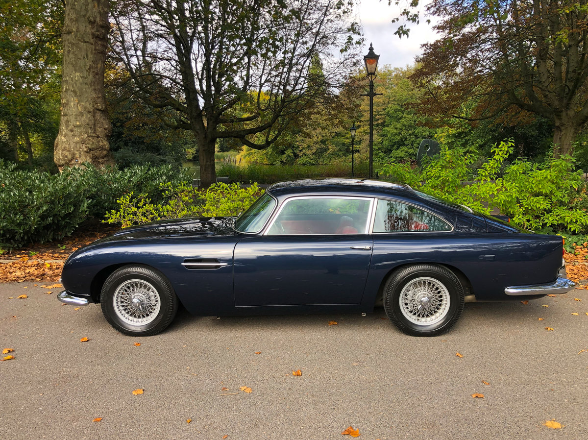 1963 Aston Martin DB5 - 1 owner from new For Sale (picture 4 of 24)