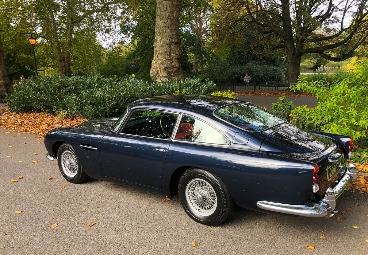 1963 Aston Martin DB5 - 1 owner from new For Sale (picture 7 of 24)