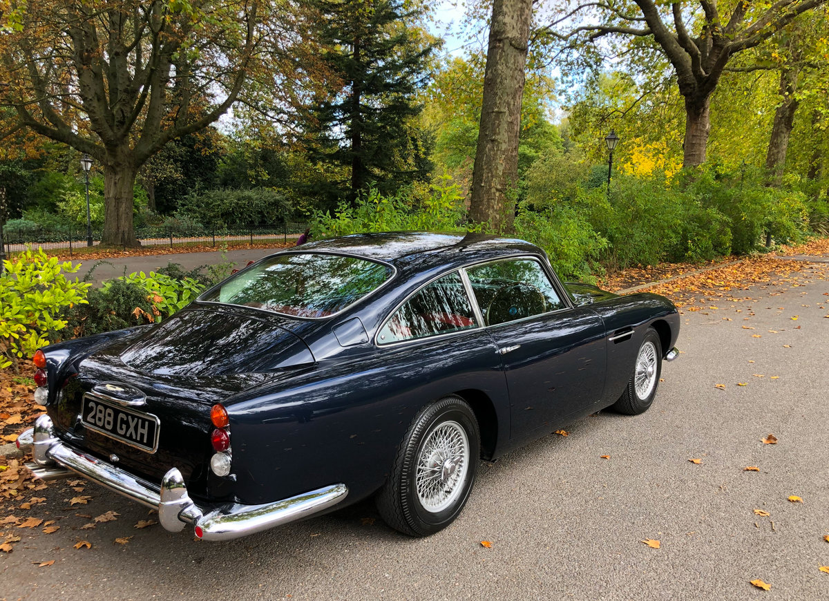 1963 Aston Martin DB5 - 1 owner from new For Sale (picture 8 of 24)