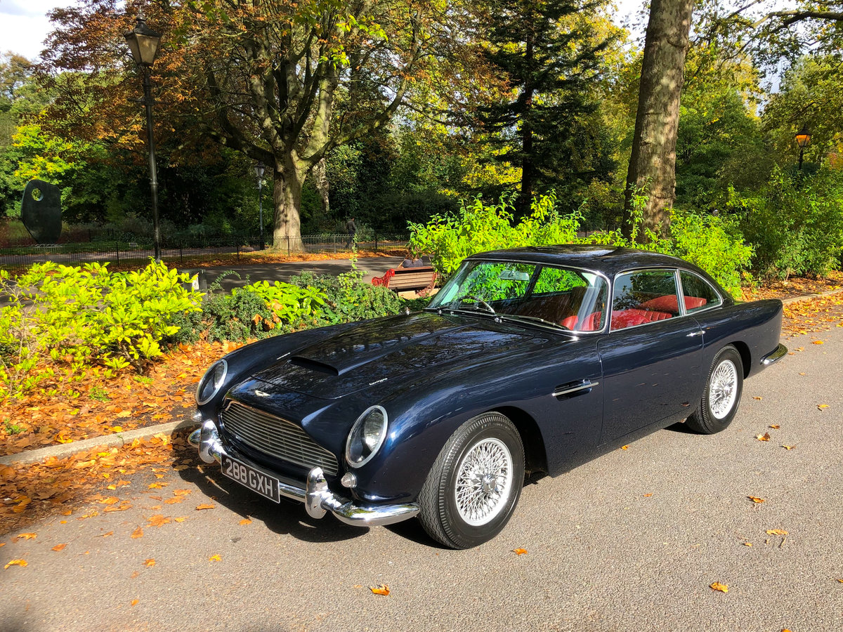 1963 Aston Martin DB5 - 1 owner from new For Sale (picture 22 of 24)