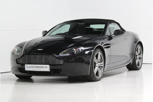 2009 Aston Martin V8 Vantage Roadster N400 rare manual
