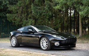 Aston Martin Vanquish S 'Ultimate Edition' 1 of 50
