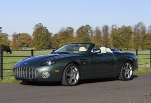 Picture of 2003 Aston Martin DB AR1 Zagato Chassis 001 (LHD) For Sale