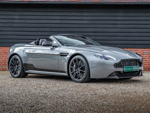 Picture of 2017 Aston Martin V12 Vantage S Manual Roadster For Sale