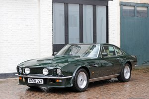 Picture of 1989 Aston Martin V8 Vantage X-Pack Coupe SOLD