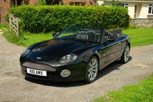 2003 Aston Martin V12 Vantage Keswick Ltd ED 50k mls FSH