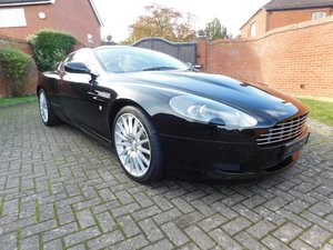 Picture of  2007 57 Aston Martin DB9 Coupe Touchtronic
