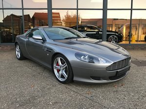 Picture of 2007  57 Aston Martin DB9 Coupe Sports Handling Pack