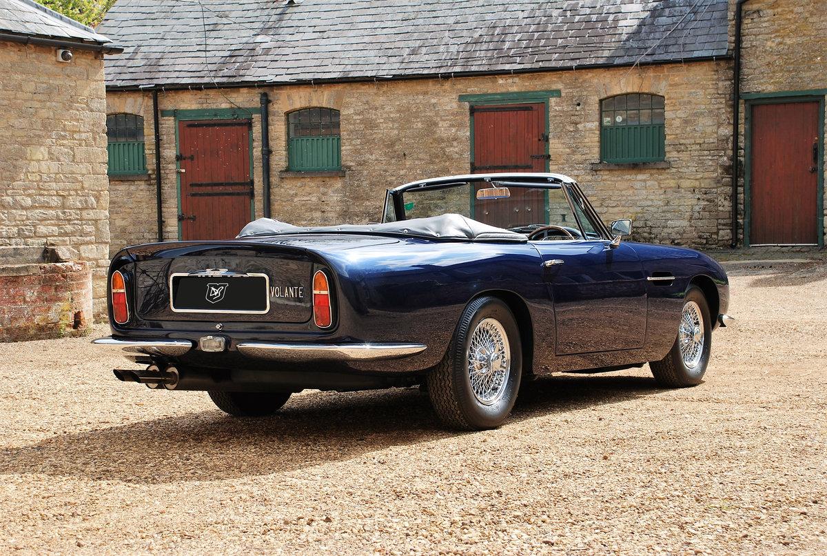 1967 Aston Martin DB6 Volante Manual For Sale (picture 3 of 6)